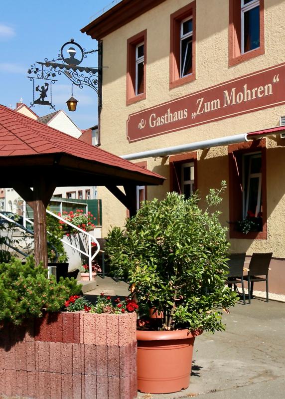 Gasthaus zum Mohren