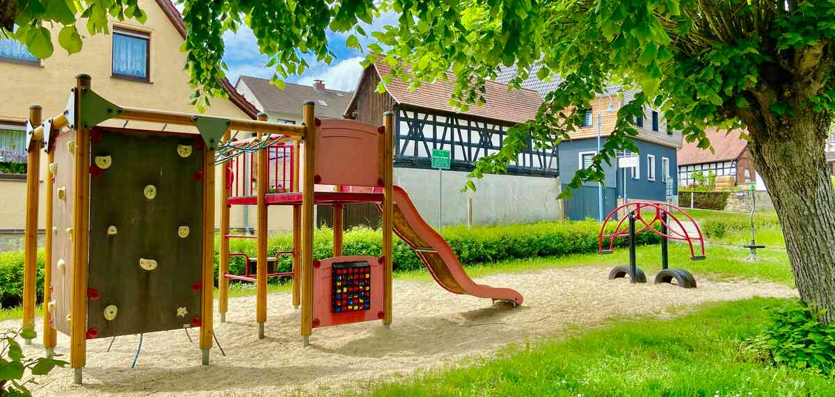 Spielplatz Saasa