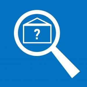 Symbolbild Immobilienfinder