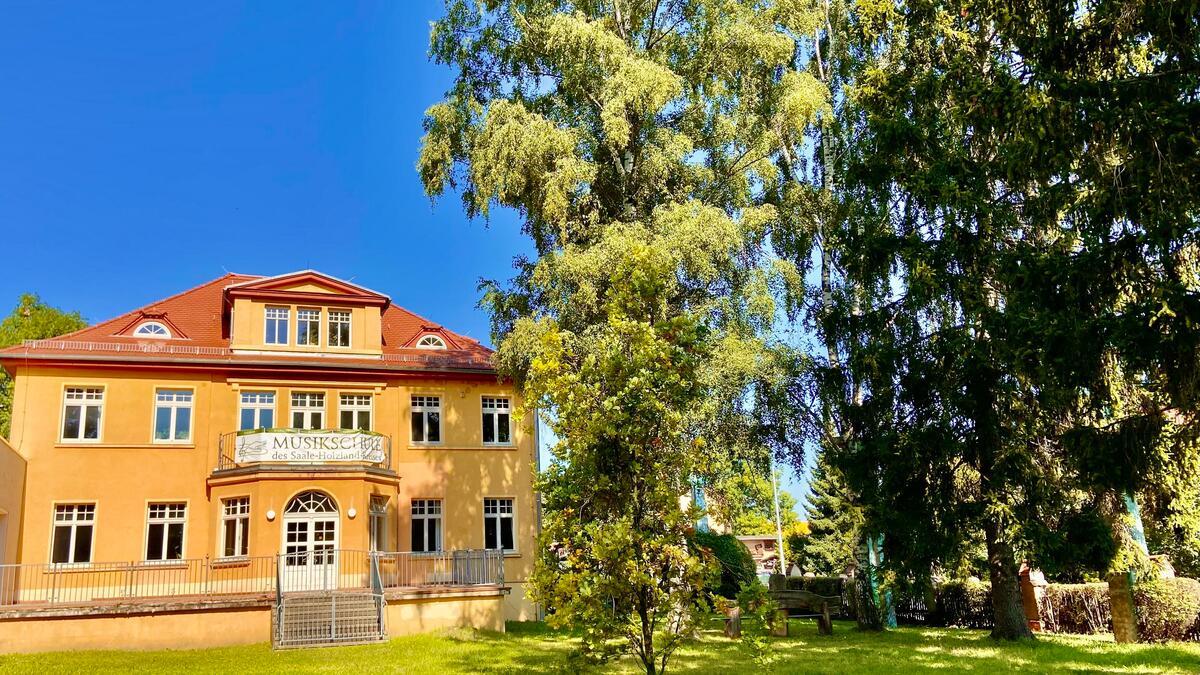 Musikschule in Eisenberg