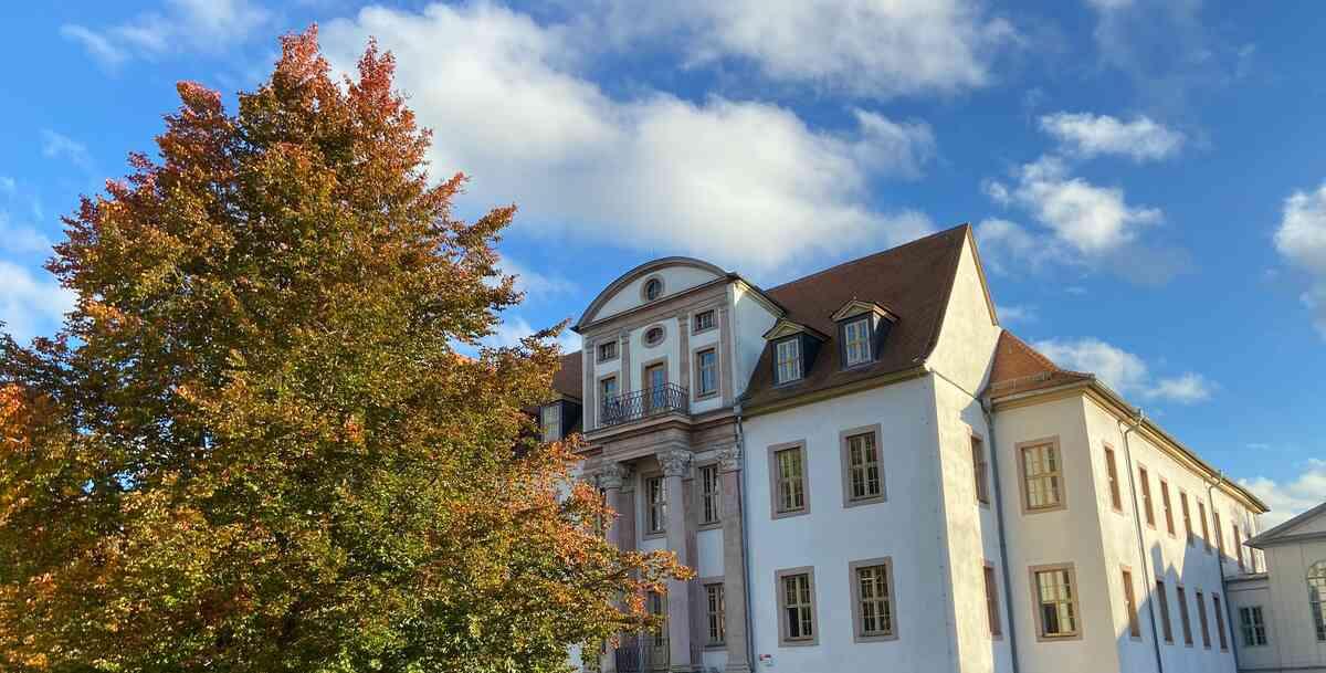Schloss Christiansburg/ Landratsamt