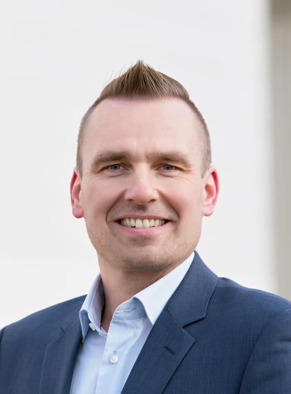 Bürgermeister Michael Kieslich